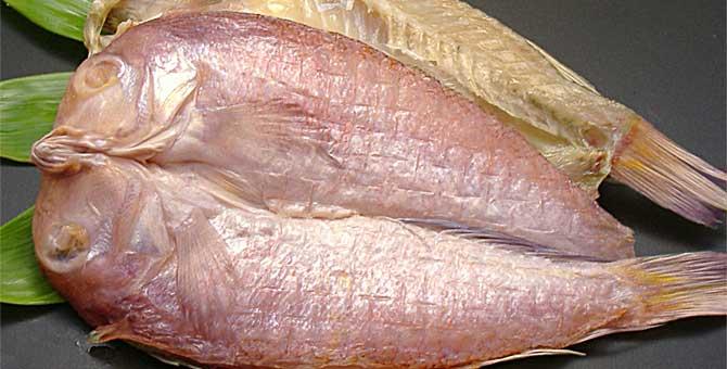 甘鯛干物300g