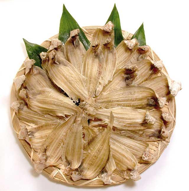 笹カレイ白蓮 干物海産物通販かすみ屋